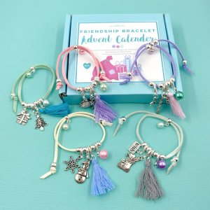 Friendship Bracelet Jewelry from Etsy